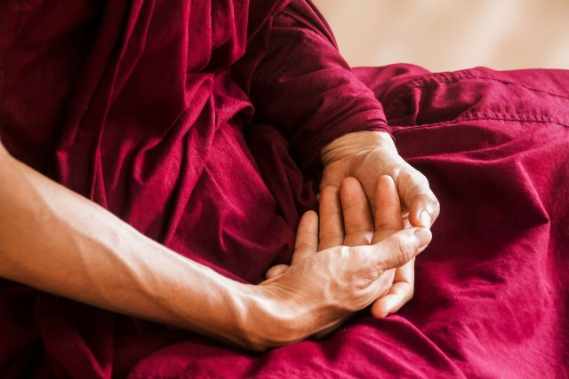 Dokumentation Meditation